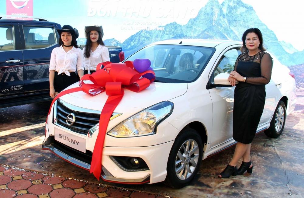 Nissan Hà Tĩnh - Bình Thuỷ là đại lý 5S chính thức và duy nhất của Nissan Việt Nam tại Hà Tĩnh