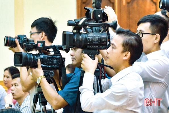 Bí thư Tỉnh ủy gửi thư chúc mừng ngành Thông tin và Truyền thông Hà Tĩnh