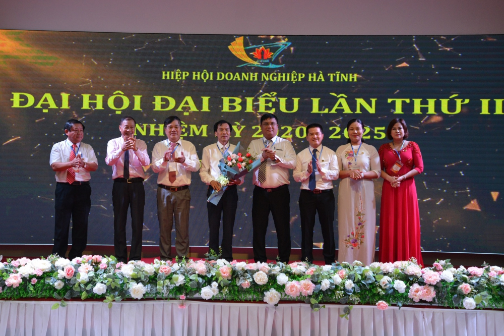 Hà Tĩnh phấn đấu có trên 10.000 doanh nghiệp hoạt động trong nhiệm kỳ 2020–2025