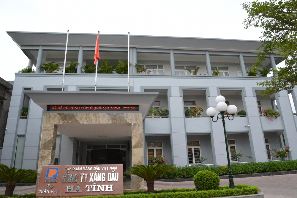 Petrolimex Hà Tĩnh - Hoạt động ý nghĩa giáo dục truyền thống