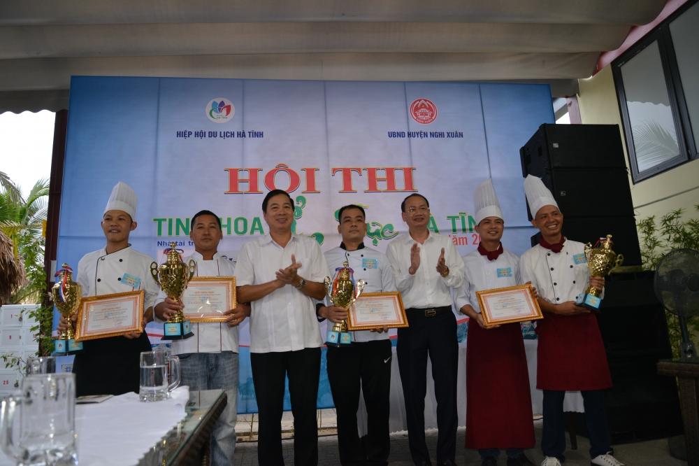 Hiêp hội Du lịch Hà Tĩnh phối hợp với huyện Nghi Xuân tổ chức hội thi tinh hoa ẩm thực lần thứ 2 năm 2019.
