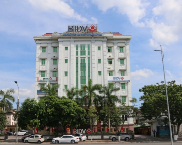BIDV Hà Tĩnh: Đồng hành cùng doanh nghiệp