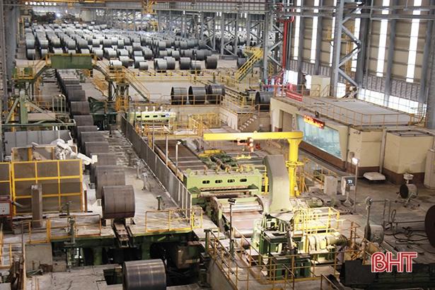 Formosa Hà Tĩnh ổn định sản xuất, đảm bảo đời sống cho hơn 7.000 lao động