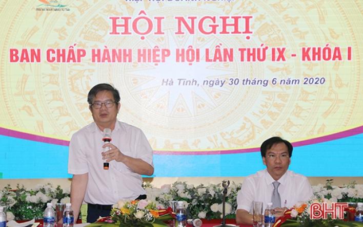 Hiệp hội Doanh nghiệp Hà Tĩnh Hội nghị Ban Chấp hành...